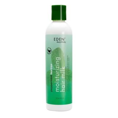 Eden BodyWorks Peppermint Tea Tree Hair Milk - 8 fl oz