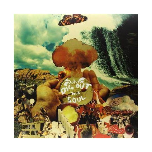 Oasis - Dig Out Your Soul (Vinyl) - image 1 of 1
