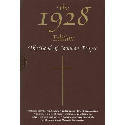 The Book of Common Prayer - (Hardcover) - image 1 of 1
