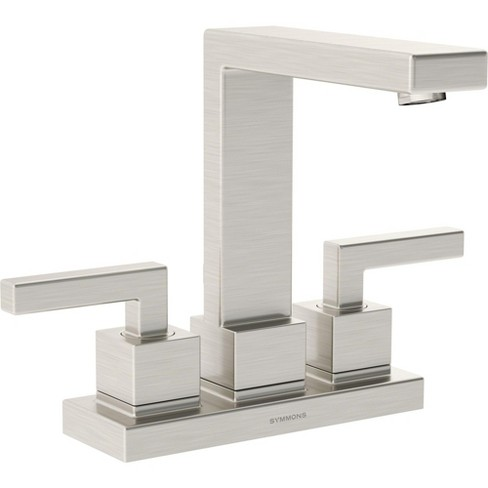 Symmons SLC-3612-1.0 Duro 1 GPM Centerset Bathroom Faucet - image 1 of 3