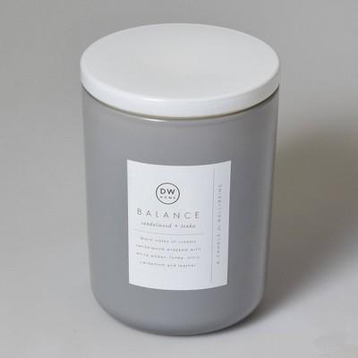 16oz Wellness Spa/Balance Sandalwood and Tonka Candle - DW Home