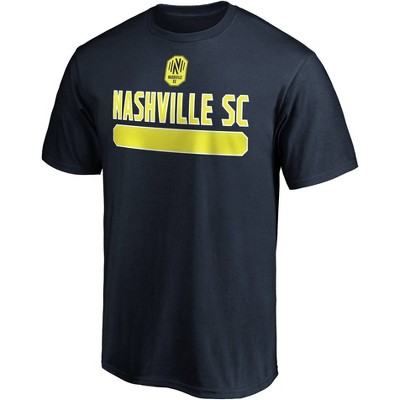 MLS Nashville SC Men's Short Sleeve Core T-Shirt