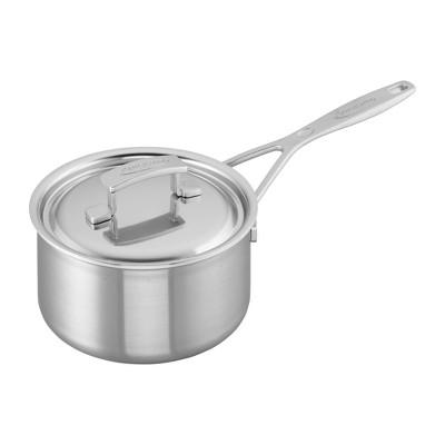 Demeyere Industry 5-Ply Stainless Steel Saucepan