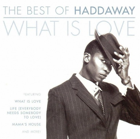 Haddaway - What is love:Best of (CD) - image 1 of 1