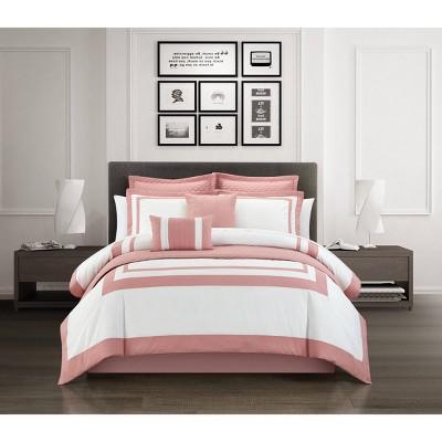 12pc Golda Bed In a Bag Comforter Set - Chic Home Design