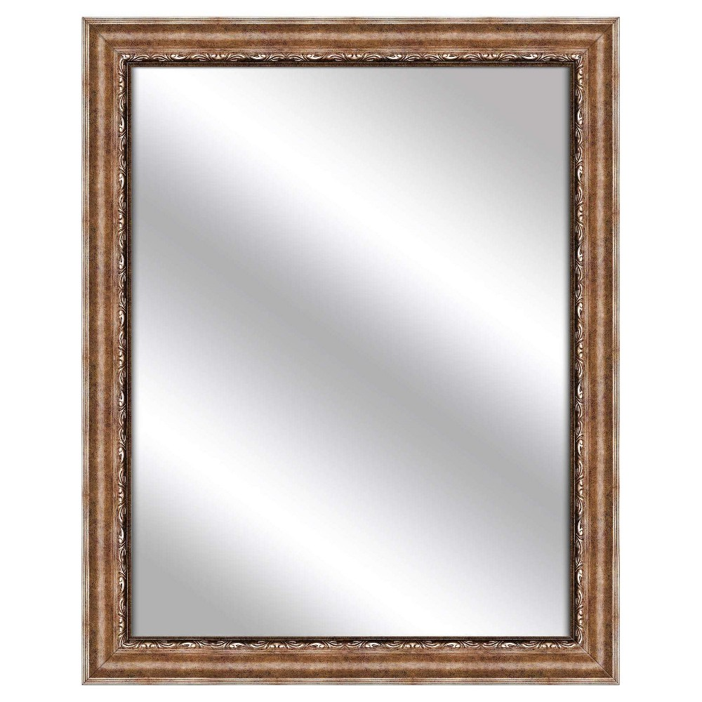 Decorative Wall Mirror Ptm Images Gold