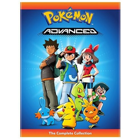 Pokemon Advanced: Complete Collection (DVD) - image 1 of 1