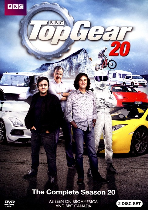 Top gear 20 (DVD) - image 1 of 1