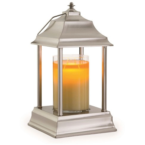 Decorative Candle Warmer Lantern Silver - Candle Warmers Etc.® - image 1 of 2