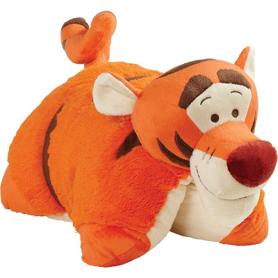 Disney Winnie the Pooh Tigger 16  Pillow Pet Orange