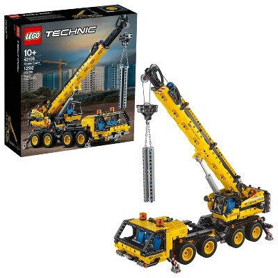 LEGO Technic Mobile Crane Building Kit 42108