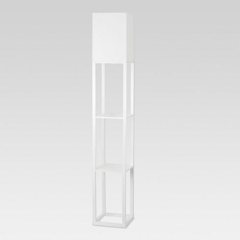 Shelf Floor Lamp - Threshold™ - image 1 of 2