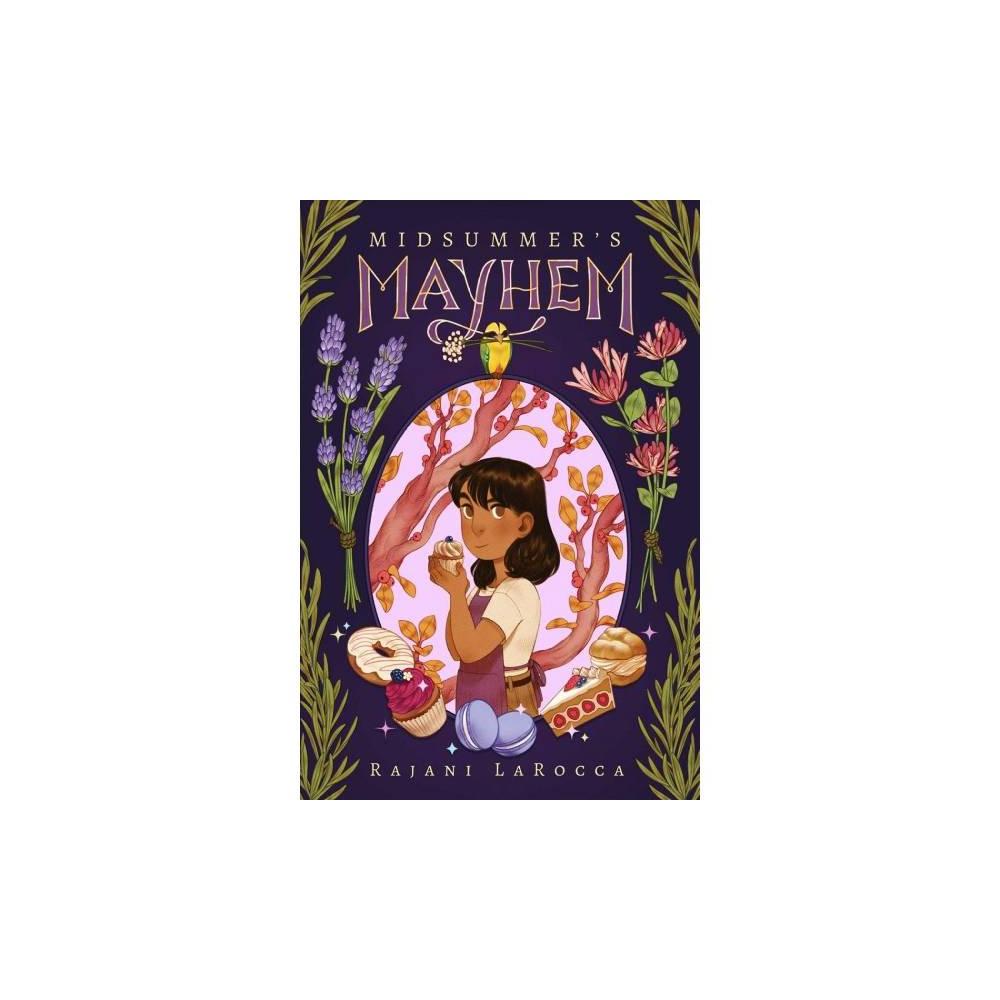 Midsummer's Mayhem - by Rajani Larocca (Hardcover)