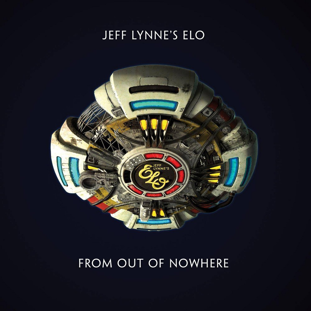 Lynne Jeff S Elo From Out Of Nowhere Vinyl
