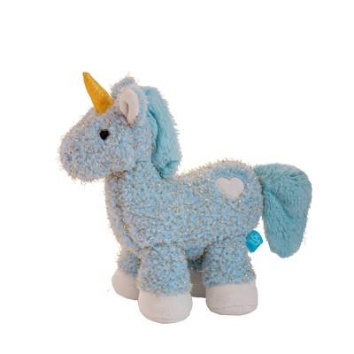 Baby Voyagers Unicorn - Glitter Blue