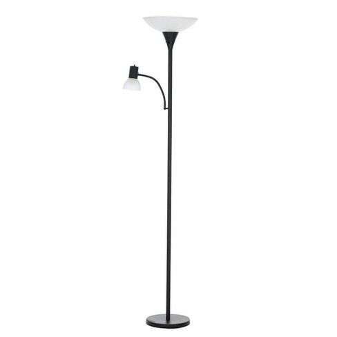 Floor Lamp Black Cresswell Lighting