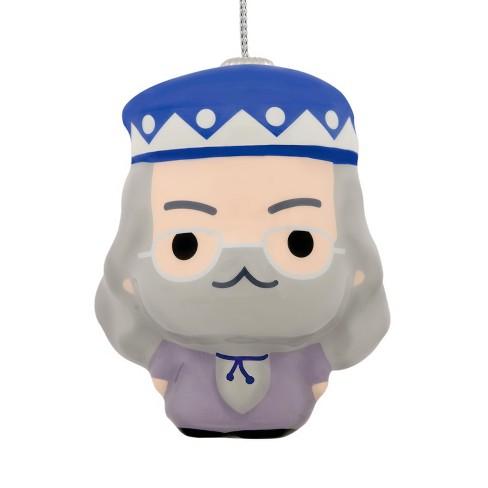 hallmark harry potter professor albus dumbledore decoupage christmas ornament