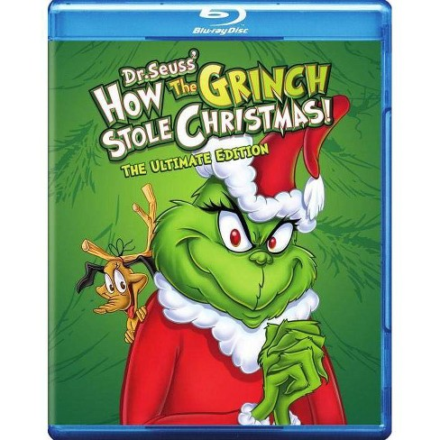 How the Grinch Stole Christmas: The Ultimate Edition (Blu-Ray) - image 1 of 1