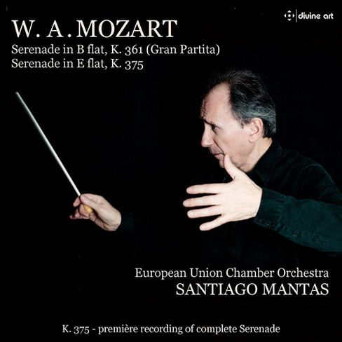 European Union Chamb - Mozart:Wind Serenades (CD) - image 1 of 1