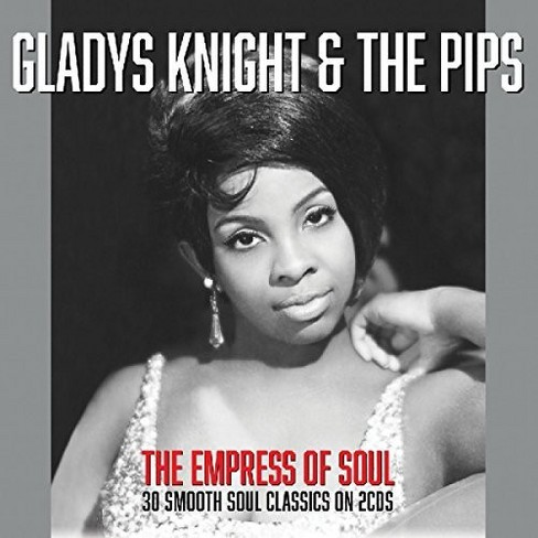 Gladys Knight - Empress Of Soul/Best Of Early Years (CD) - image 1 of 1