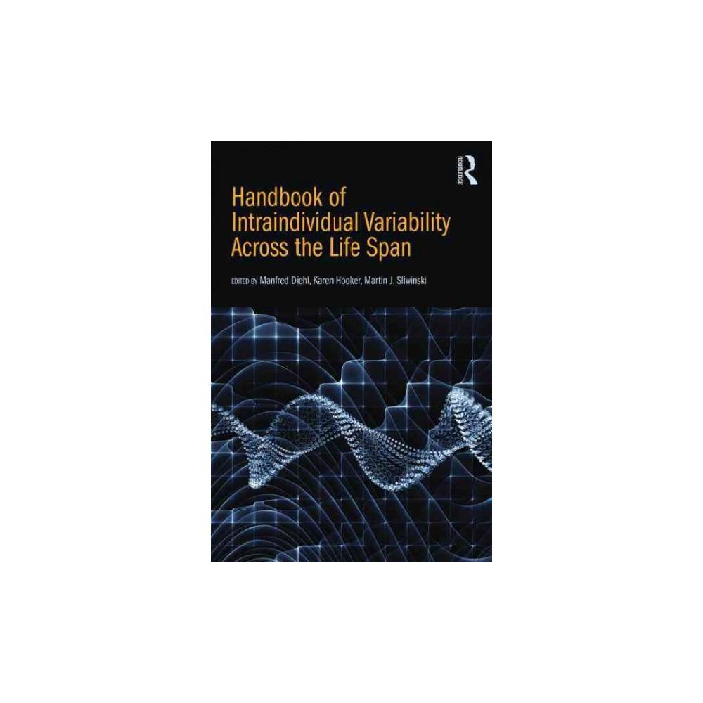 Handbook of Intraindividual Variability (Paperback)