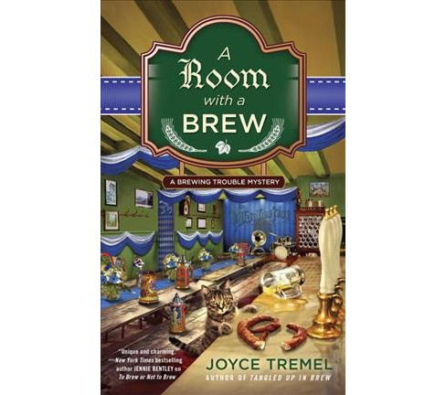 Room With a Brew (Paperback) (Joyce Tremel) - image 1 of 1