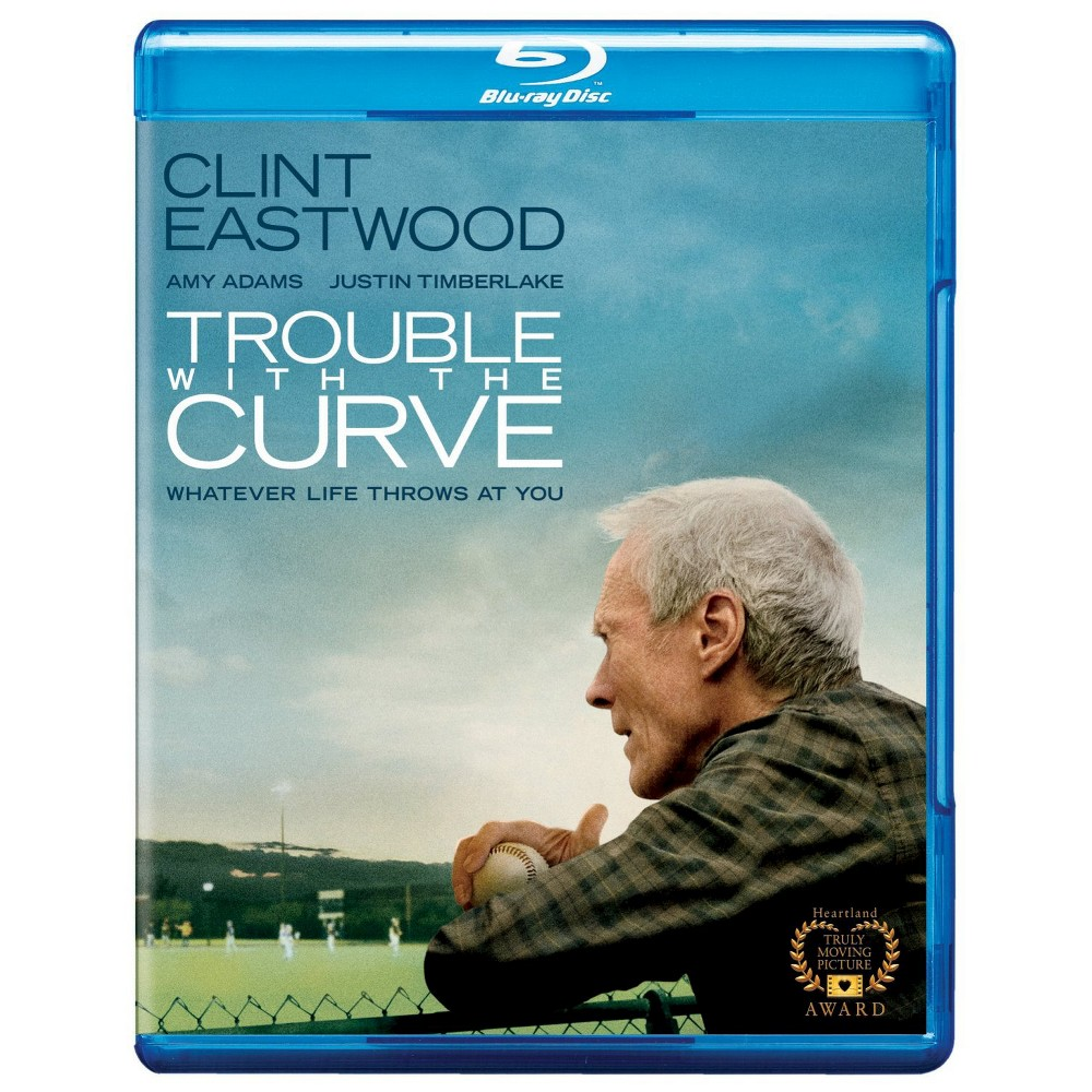 Trouble With The Curve Blu Ray