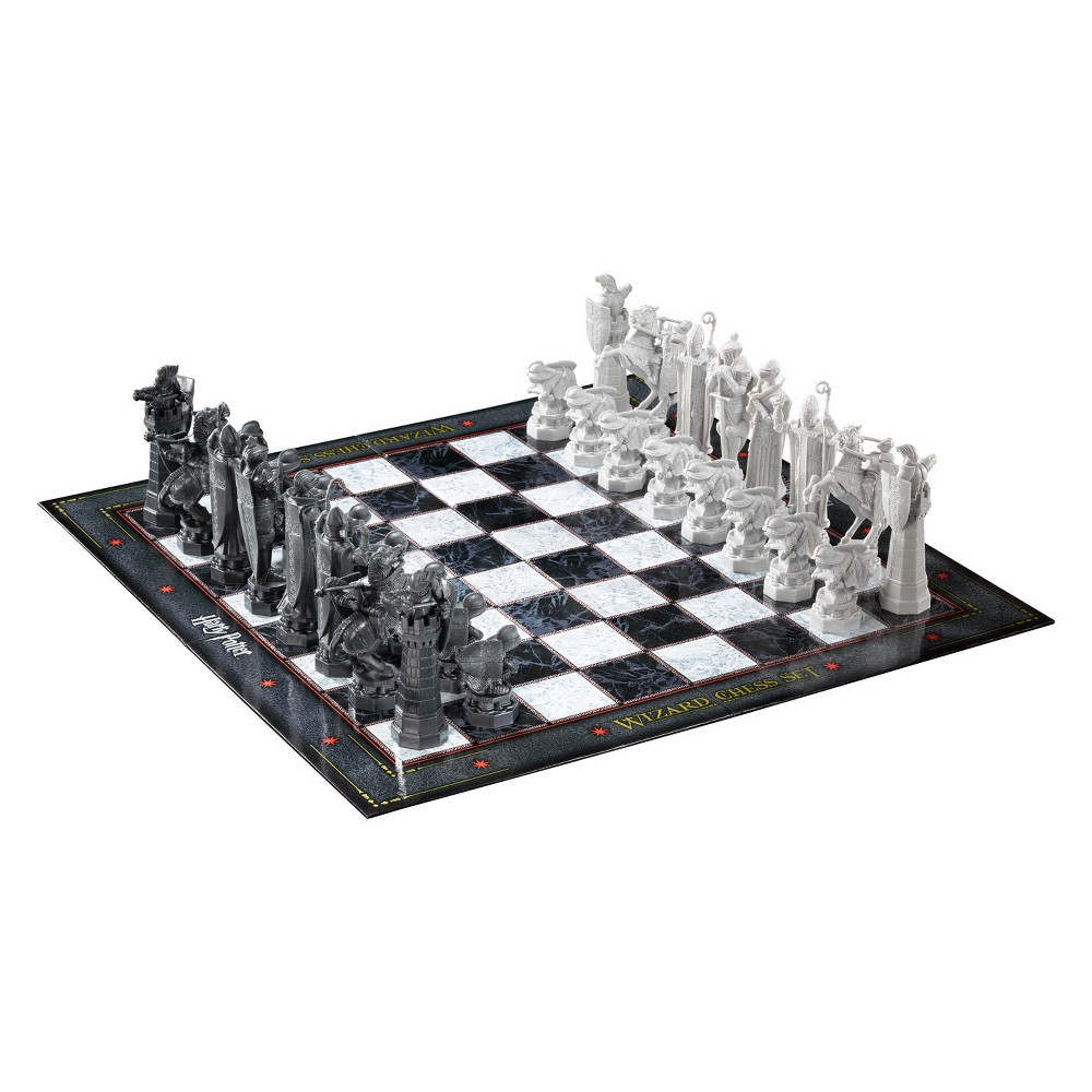 Harry Potter Wizard Chess Game Set