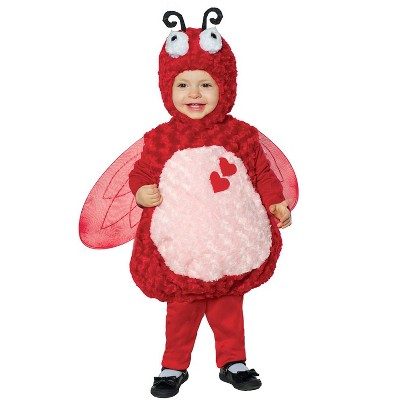 Underwraps Costumes Love Bug Belly Baby Toddler Costume