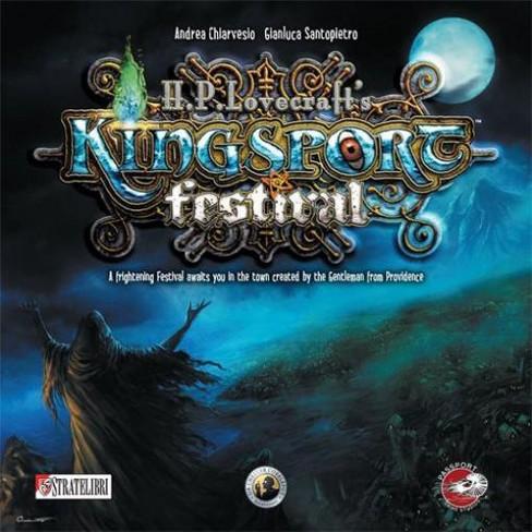 Kingsport Festival Board Game - image 1 of 1