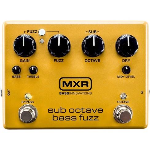 MXR Sub Octave Bass Fuzz Pedal - image 1 of 4