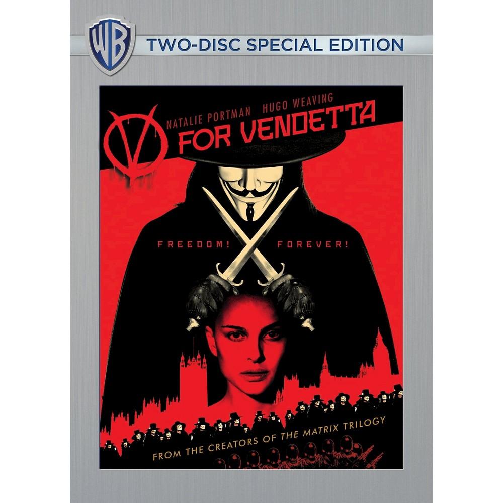 V For Vendetta (Dvd), Movies