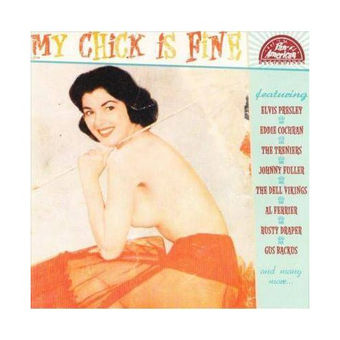 Various - My Chick Is Fine (CD) - image 1 of 1