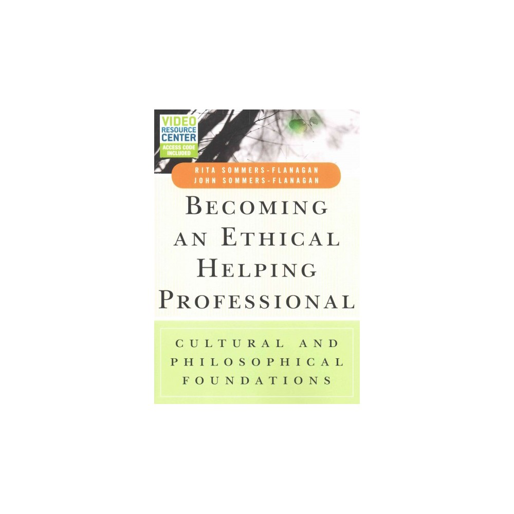 Becoming an Ethical Helping Professional (Mixed media product)