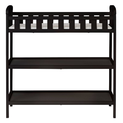 Dream On Me Emily Changing Table - Black