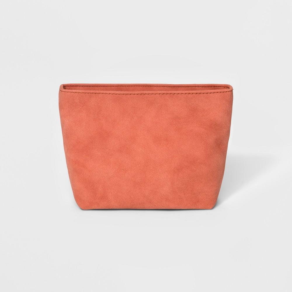 Soft Pouch Clutches - Universal Thread Orange, Women's, Size: Large