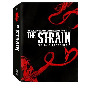 Strain: Complete Series Season 1-4 (DVD)