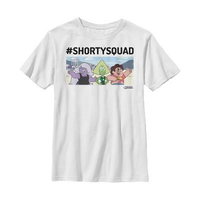 Boy's Steven Universe #ShortySquad T-Shirt