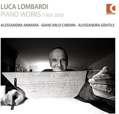 Various - Lombardi:Piano Works (CD) - image 1 of 1