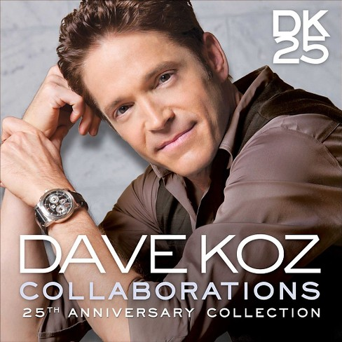 Dave koz - Collaborations:25th anniversary colle (CD) - image 1 of 1