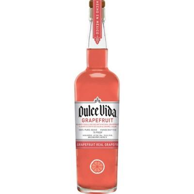 Dulce Vida Grapefruit Flavored Blanco Tequila - 750ml Bottle