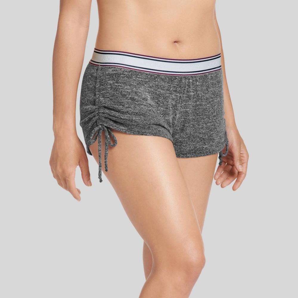 Image of Jockey Generation Women's Retro Vibes Sleep Pajama Shorts - Charcoal M, Women's, Size: Medium, Grey
