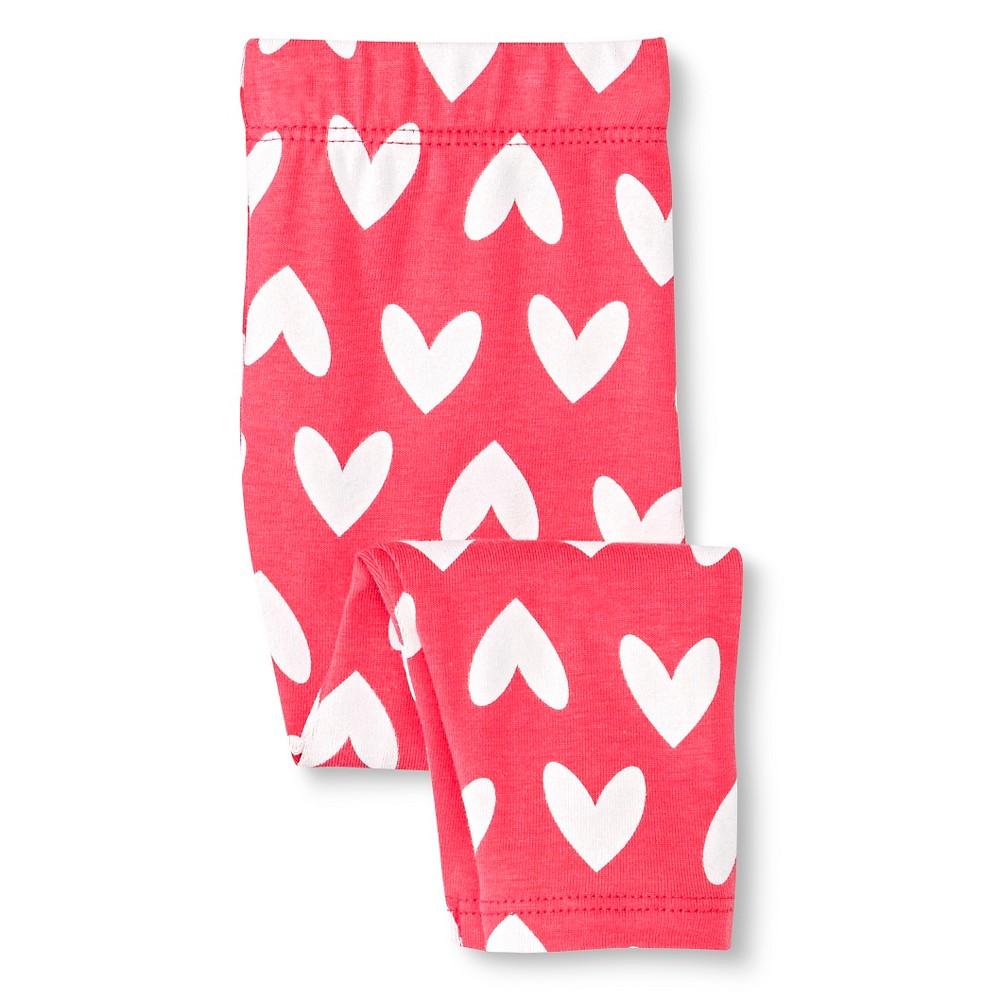 Baby Girls' Knit Pants Circo - Playful Coral 18 M, Size: 18M