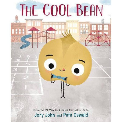 The Cool Bean - by Jory John (Hardcover)