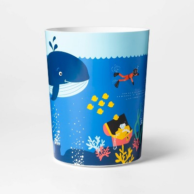 Sea Life Trash Can - Pillowfort™