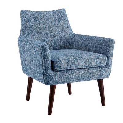 Ava Chair Blue - Linon