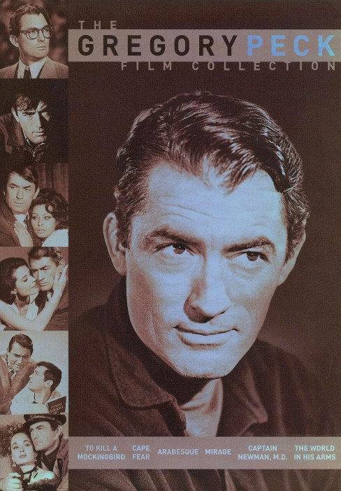 Gregory Peck Film Collection (DVD) - image 1 of 1