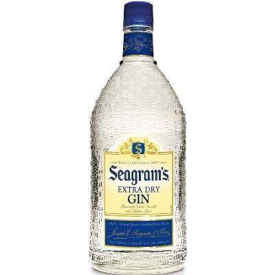 Seagram's Gin - 1.75L Bottle