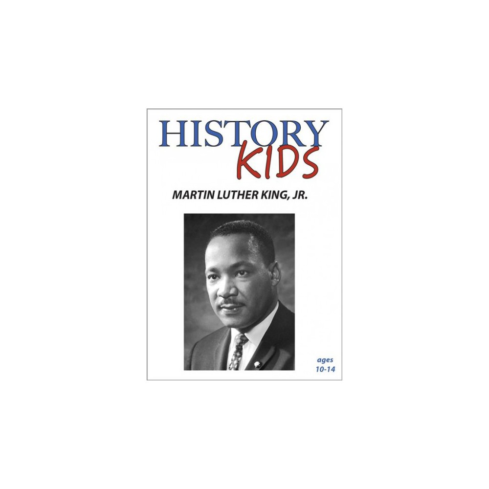 History Kids:Martin Luther King Jr (Dvd)