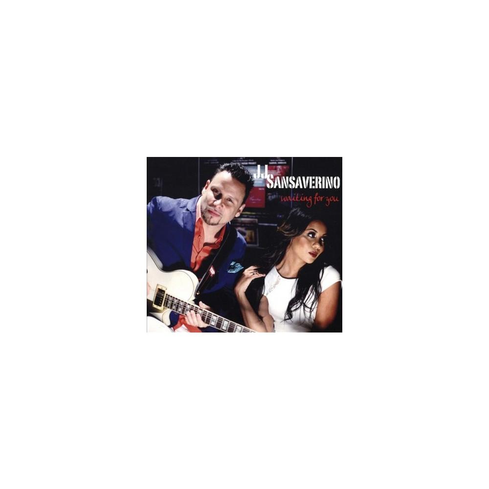 J.J. Sansavarino - Waiting For You (CD)